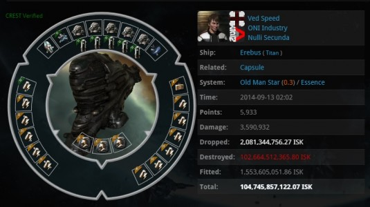 Titan KM1