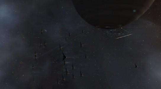 Pandemic Legion Tornadoes Sniping at Range