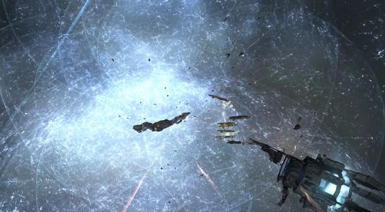 The Fidelas Constans Ragnarok Titan Tackled on the LXWN-W Gate as Pandemic Legion Reinforcements Enter