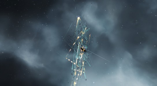 The Imperium and Pandemic Legion Proteus Fleets Tangled Together on the Tower Grid