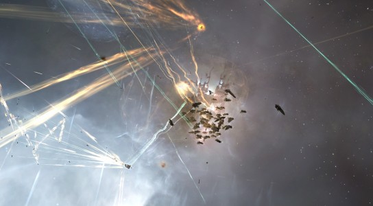 A Bomb Exploding on top of the Joint Machariel Fleet