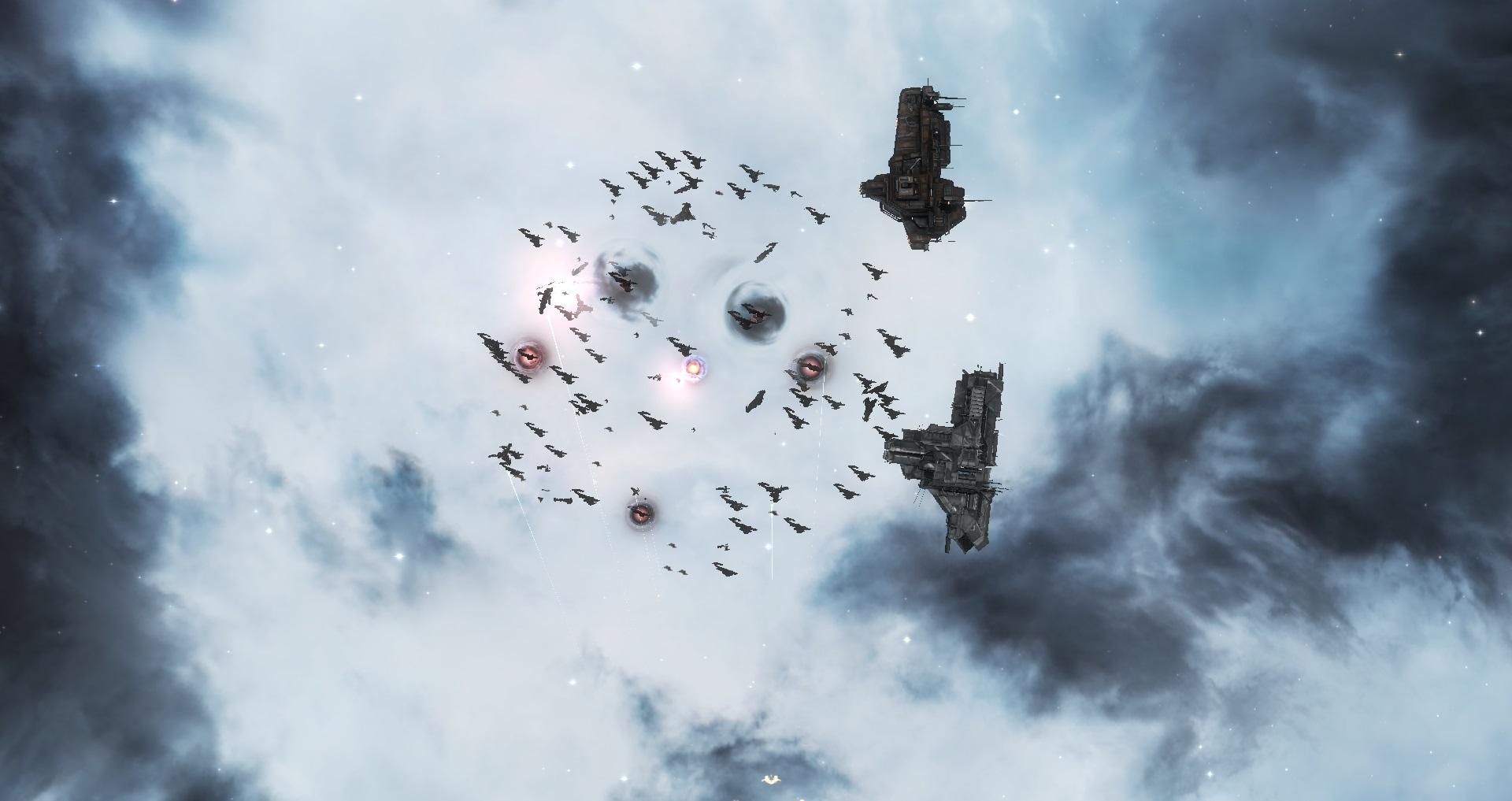 Snuffed Out\Project.Mayhem. Rattlesnake Fleet Bridging into Oijanen