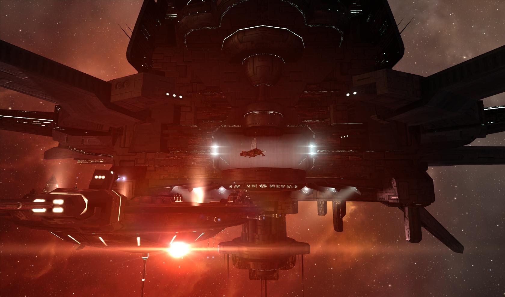 wraith-docking