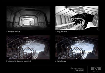 Incarna Concept Art. Credit: CCP Games