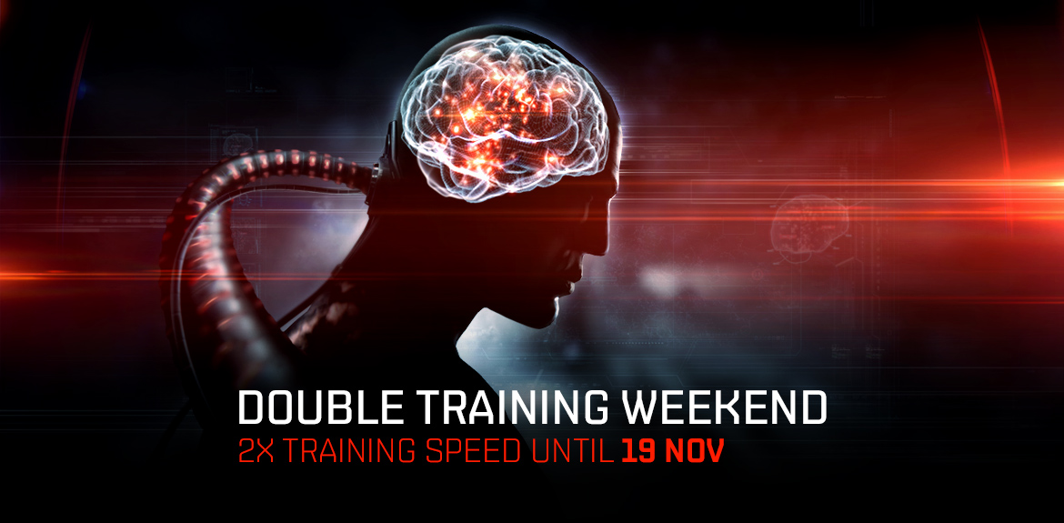 Double Training Weekend
